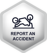 REport an accident - tracker app