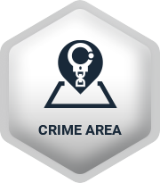 crime area - tracker app